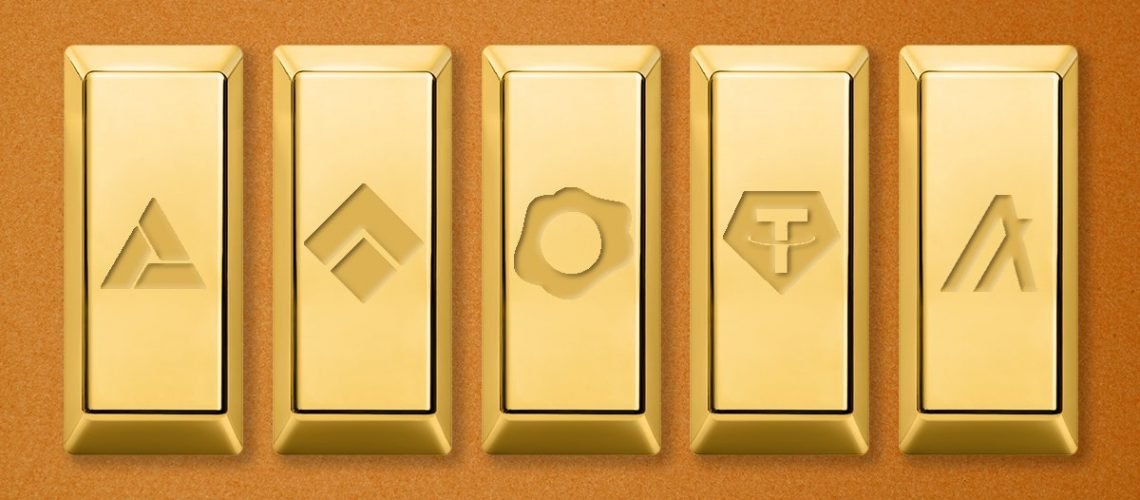PMGT-DGX-PAXG-XAUT-Algorand-Top-5-Gold-Backed-Cryptocurrency-Tokens-Cover.jpg